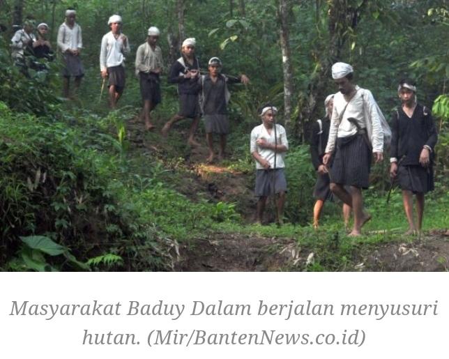 Suku Adat Baduy