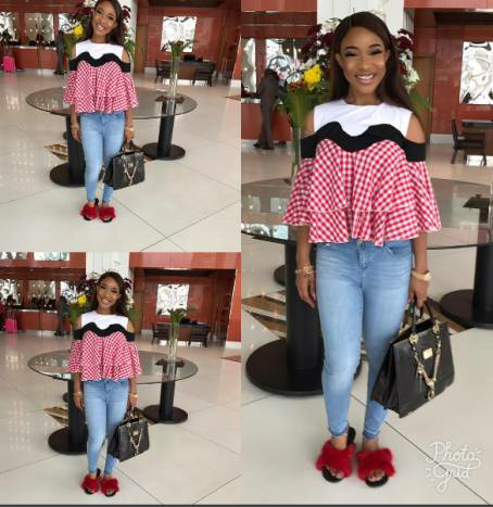 Stop reopening doors for toxic people and calling it closure - Tonto Dikeh