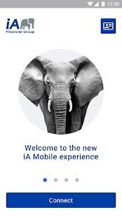 iA Mobile - náhled