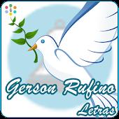 Gerson Rufino Gospel Letras