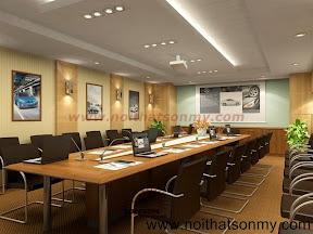 Thiết kế văn phòng 290