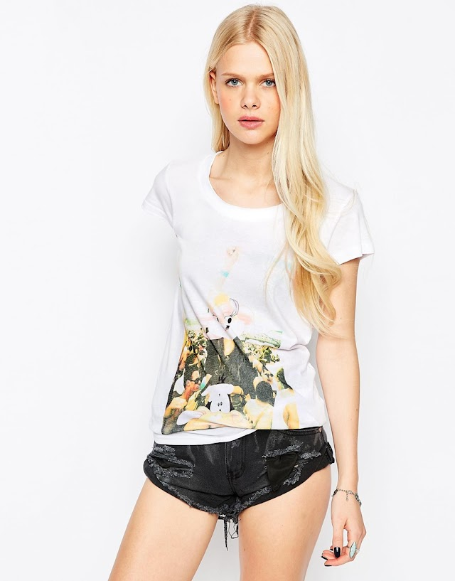 Женская футболка Elevenparis