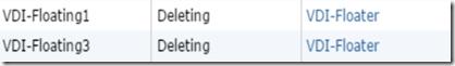 Cleaning up Horizon Database Errors