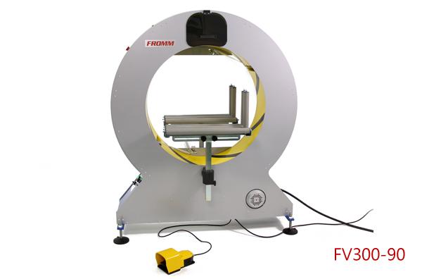 水平式裹膜機FV300-90