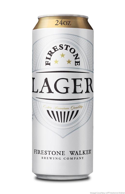Firestone Walker New Brews & Formats: New IPA & 24oz Cans