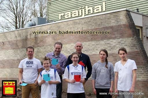 20 Jarig bestaan Badminton de Raaymeppers overloon 14-04-2013 (112).JPG