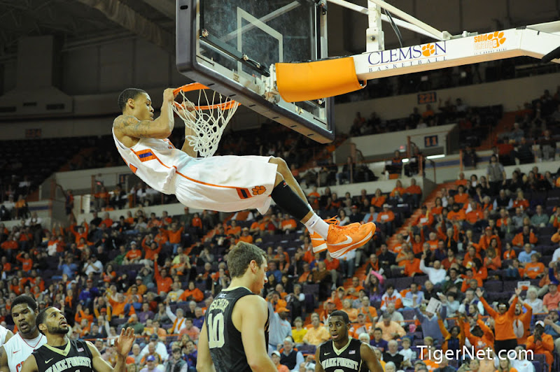 Wake Forest vs Clemson Photos - 2013, Basketball, Wake Forest