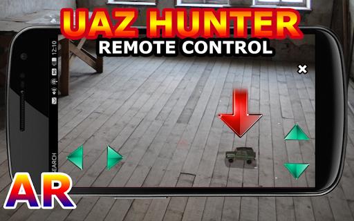 Uaz Hunter Remote Control