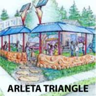 Arleta Triangle