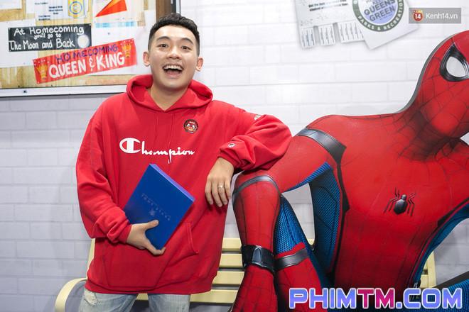 Nhã Phương - Trường Giang diện đồ đôi siêu dễ thương tại sự kiện ra mắt Spider-Man: Homecoming - Ảnh 3.