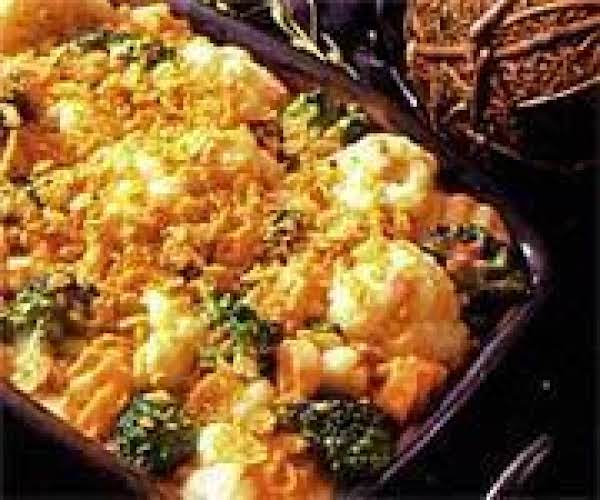 Winter Vegetables Augratin Recipe