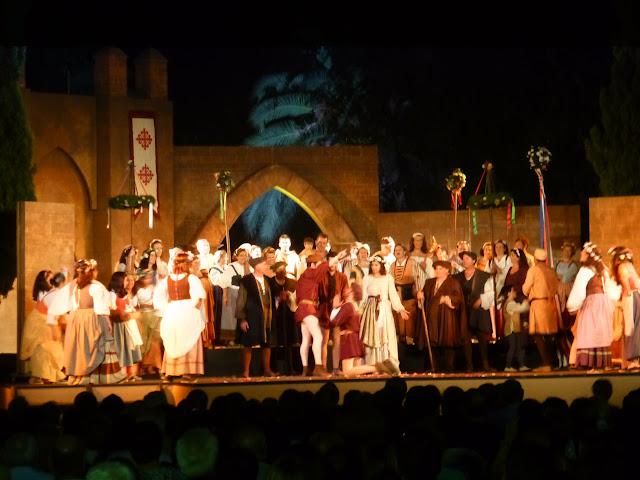 Almagro, teatro clásico.