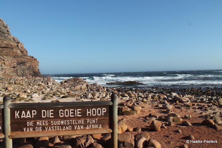 Kaap Goede Hoop (Le petit requin)