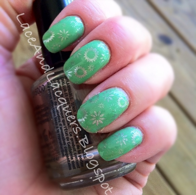 Lace and Lacquers: KNOCKED UP NAILS: Swatches & Review