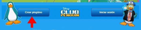 Abrir cuenta Club Penguin - 575