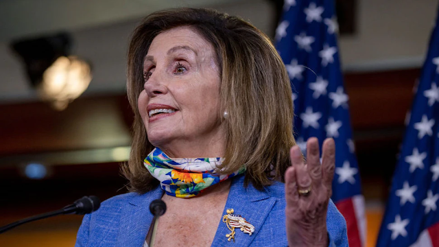 Pelosi Says She Wants To Be Speaker Again If Dems Control House