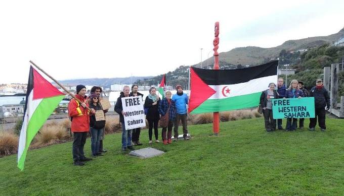 Activista de Nueva Zelanda recibe amenazas de muerte tras protestar contra las importaciones ilegales de fosfato del Sáhara Occidenta