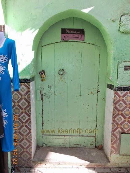 مسجد الزليج  : ومن أظلم ممن منع مساجد الله أن يذكر فيها  اسمه وسعى في خرابها + فيديو