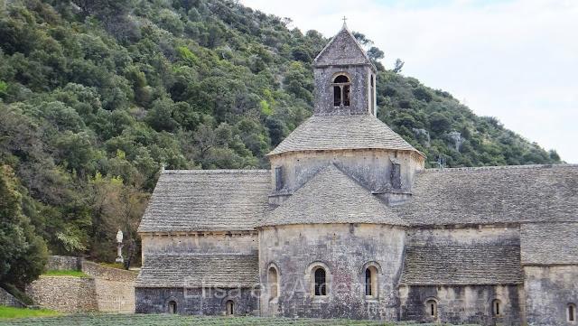 Abadía de Sénanque, Provenza, Francia, Elisa N, Blog de Viajes Argentina