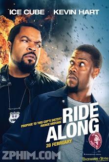Bộ Đôi Cảnh Sát - Ride Along (2014) Poster