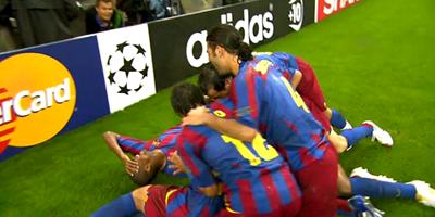UEFA Final : Barcelona 2 vs 1 Arsenal 17-05-2006