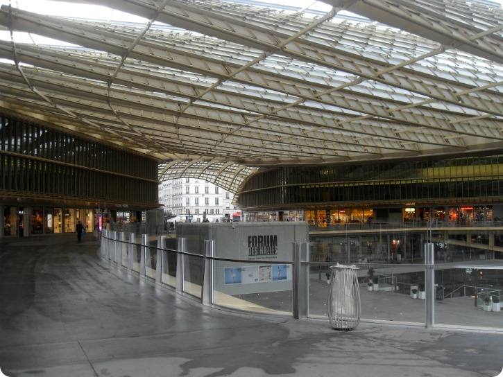 Forum Les Halles - Paris