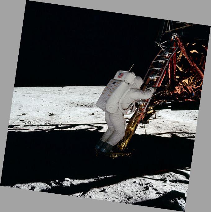 Американцы не были на Луне - фотографии фальшивые