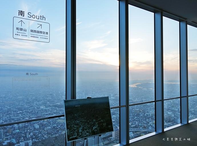 23 日本大阪 阿倍野展望台 HARUKAS 300 日本第一高摩天大樓 360度無死角視野 日夜皆美