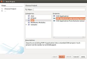Netbeans como entorno de desarrollo para WordPress. Configuración. PHP.