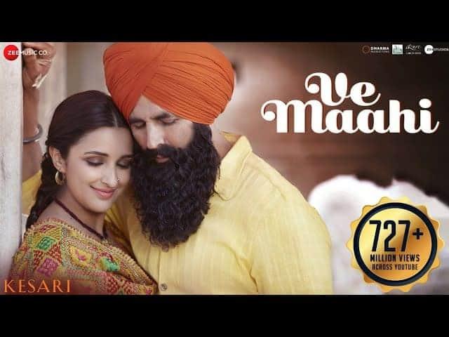 Ve Maahi Lyrics in Hindi - Arijit Singh & Asees Kaur