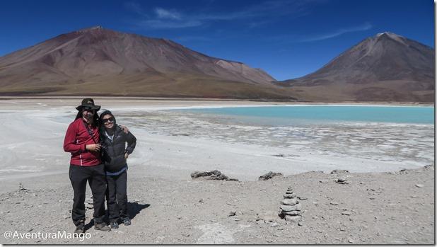 Laguna Esmeralda Bolívia
