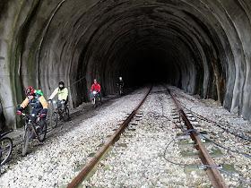 La ruta del Translozoya en bici, febrero 2014