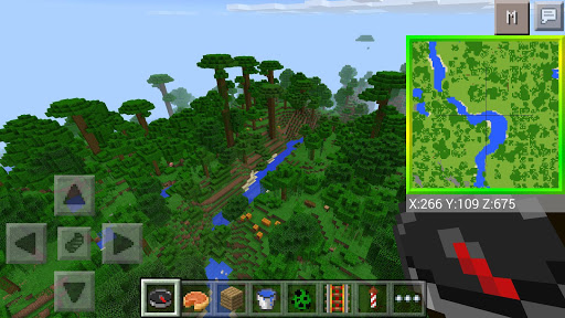 MiniMap for Minecraft