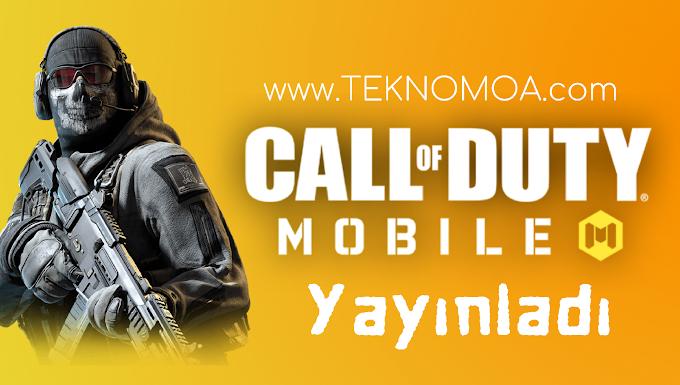 Call Of Duty:Mobile Yayınlandı | TEKNO MOA