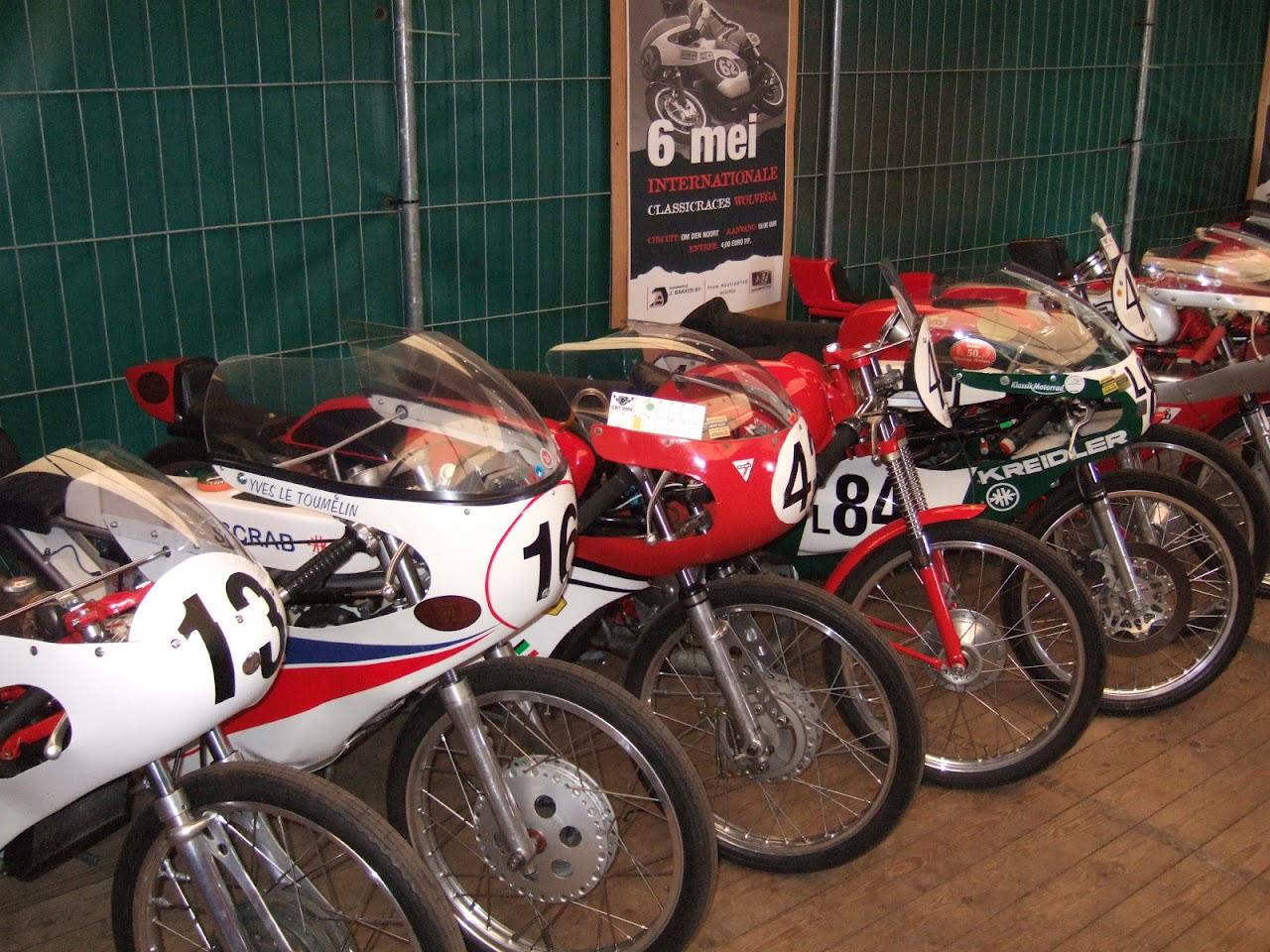 Wolvegaster Classic Race Feesttent Wolvega