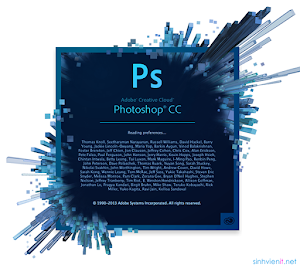 Tải phần mềm - Download Photoshop CC Full Crack 2017