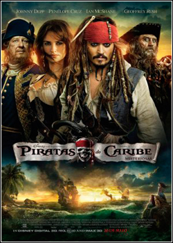 Download Piratas do Caribe 4: Navegando em Águas Misteriosas CAM - XviD