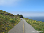 Paved trail to Lighthouse