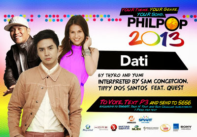 dati song Sam Concepcion, Tippy Dos Santos feat. Quest