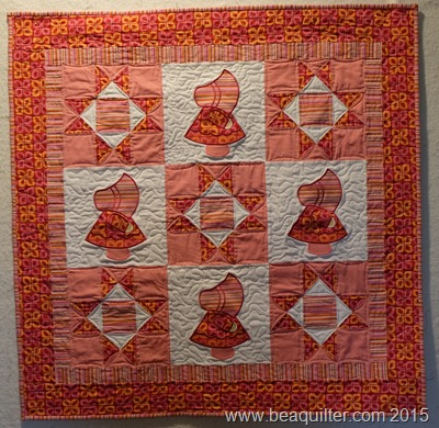 Beaquilter Accuquilt Projects