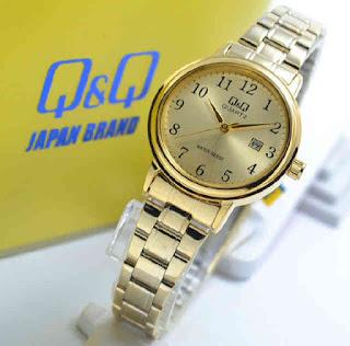 jam tangan Q&Q,jam tangan Q&Q original