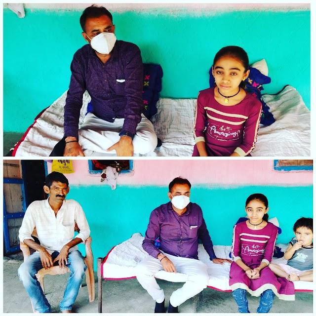 આહીર સમાજ તેમજ રાજુલાનું ગૌરવ વધાર્યું જોલાપર ગામની આ દીકરીએ.....