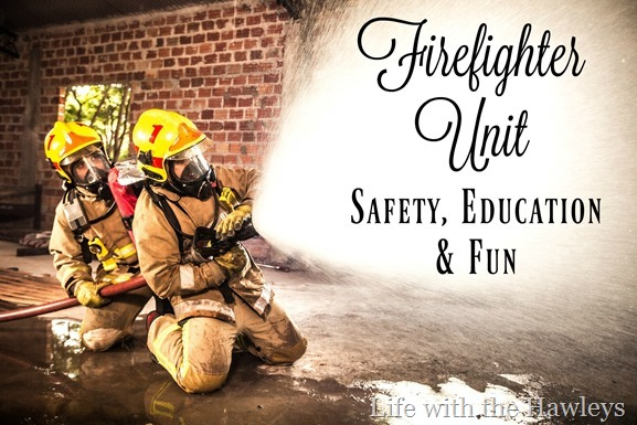 Fire Fighter Unit- Life with the Hawleys-2