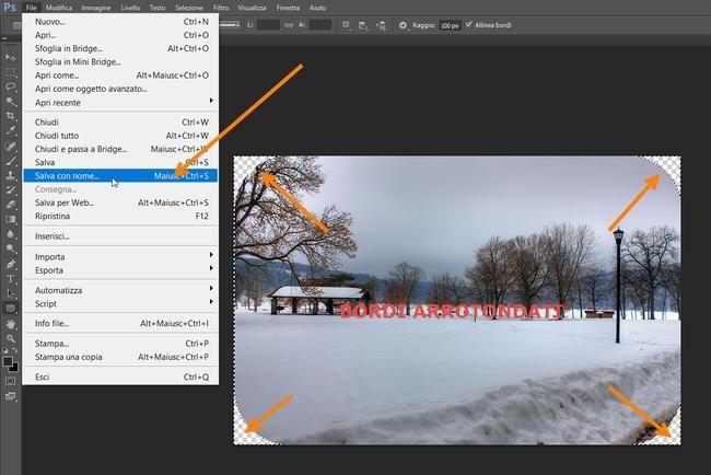 bordi-arrotondati-photoshop
