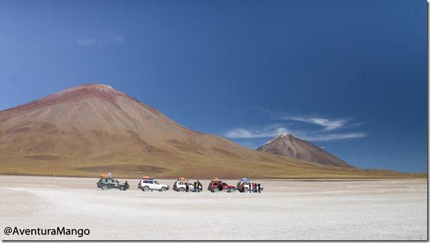 Carros da Cordillera Traveler