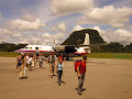 Mulu Airport | photo © Hugh St.Lawrence