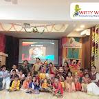 Janmashtami Celebration by Jr KG Section (2018-19) at Witty World, Bangur Nagar