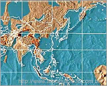 Ásia após transição planetária