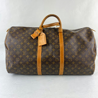 Louis Vuitton Vintage Monogram Keepall  Weekender