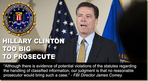 comey.no reasonable prosecutor